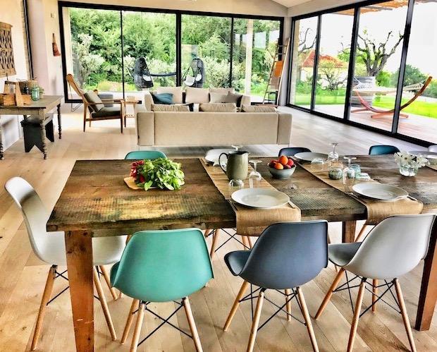Mas des amis maison d 39 h tes s guret village de provence class parmi les plus beaux villages - Accrobranche salon de provence ...